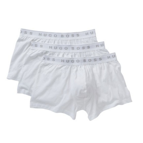 e14004db2 Hugo Boss Underwear & Socks   Mens Underwear Boxer Trunks Pack Of 3 ...